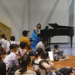 6月15日(金) はじめての♪クラシック音楽会を開催しました