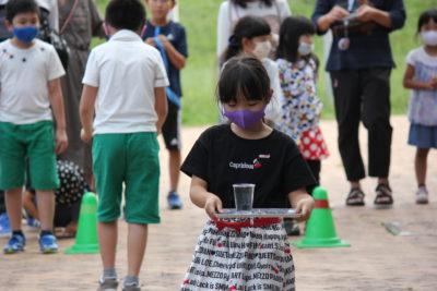 【家庭の日特別イベント】お茶運び選手権!