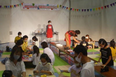 【敬老の日特別イベント】ペーパーアート倶楽部~和菓子をステキにラッピング~