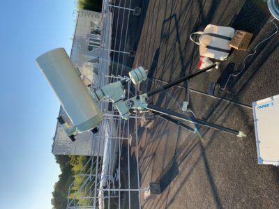 天文イベント【望遠鏡でみてみよう!】を開催しました☆